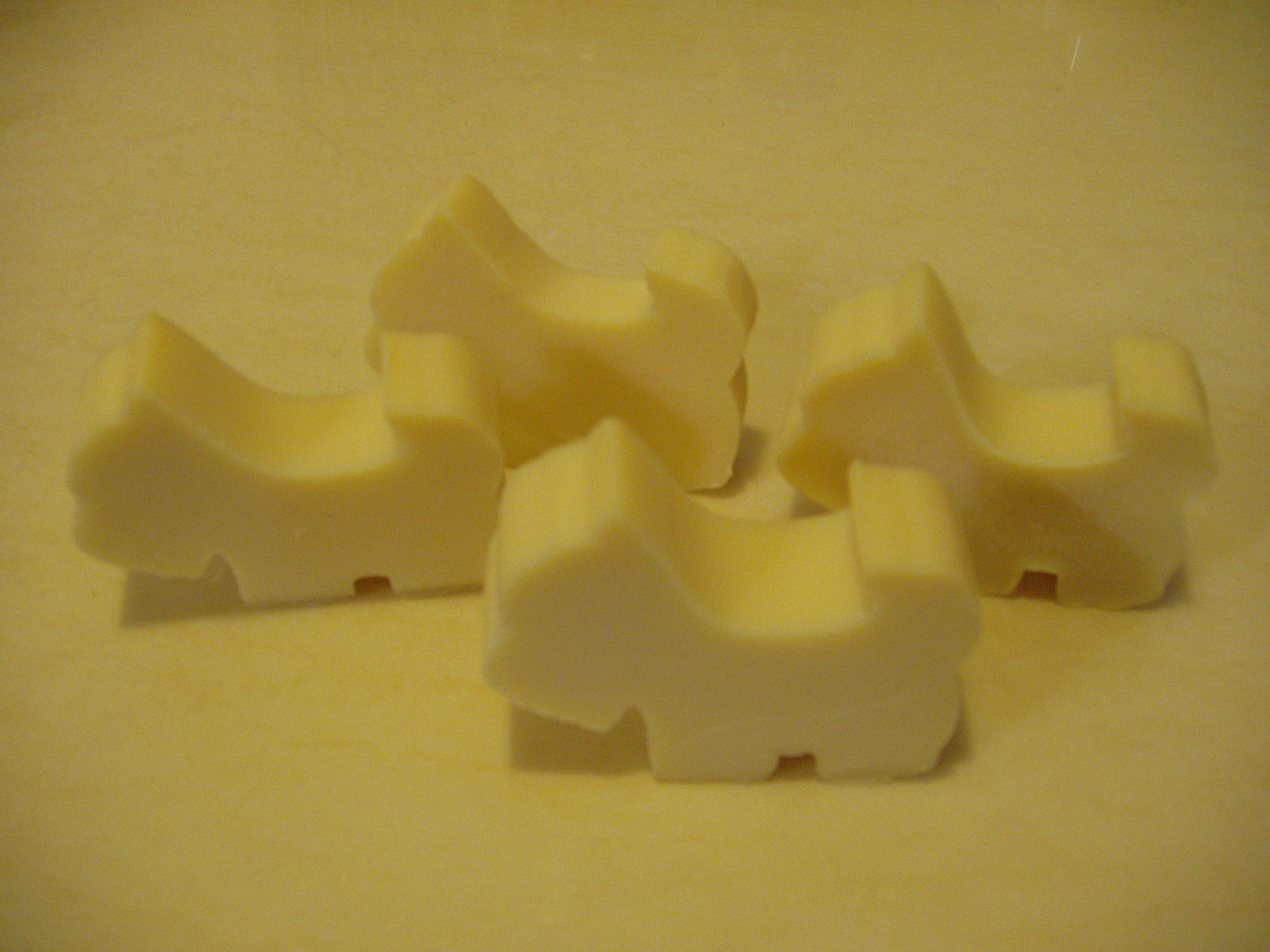 藝術手工香皂造形